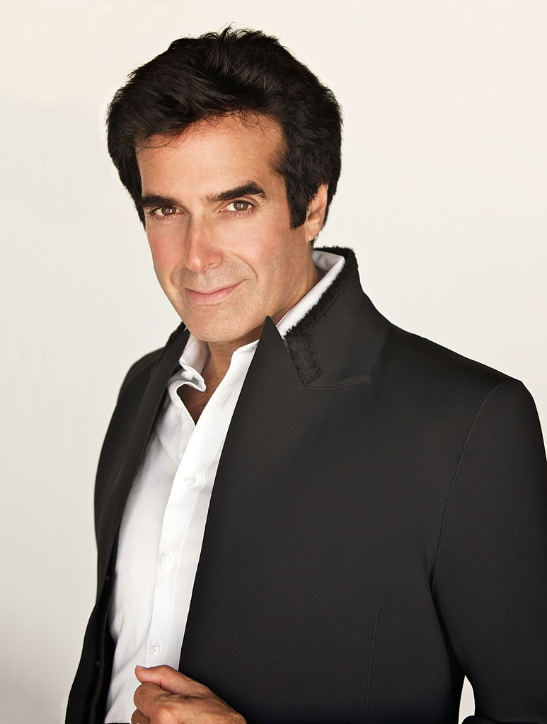 David Copperfield portrait