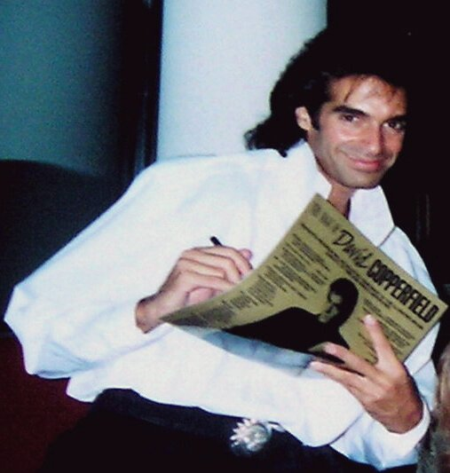 David Copperfield Old Photo