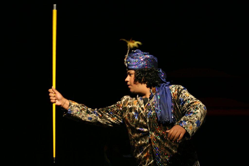 Indian Magician