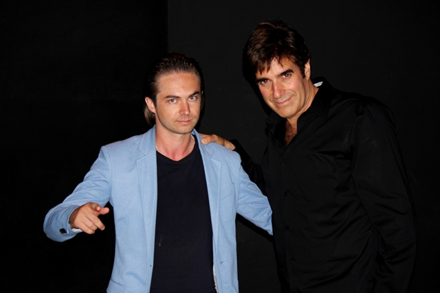 David Copperfield and Sergey Savka